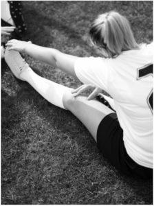 Hurdler Stretch